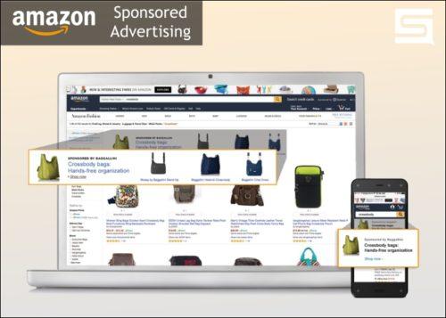 amazon sponsored advertising